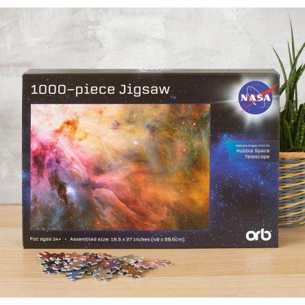 Melkwegstelsel NASA puzzel