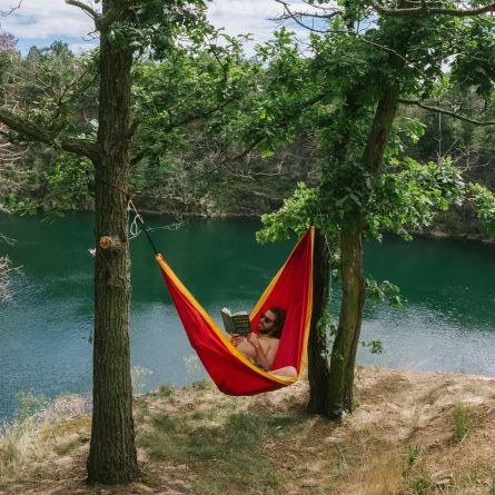 Hangmat Parachute Zijde