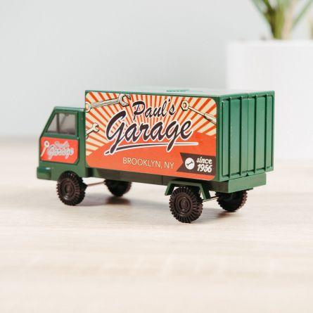 Mini Truck Toolbox