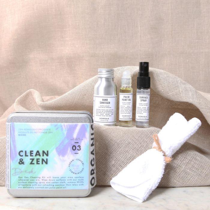 Reinigingsset Clean & Zen