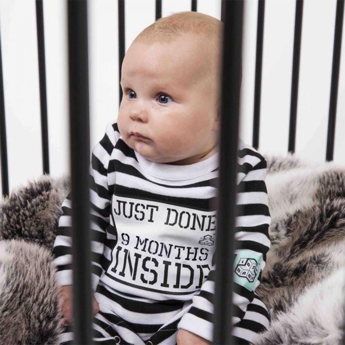 Kruippakje in gevangenis design