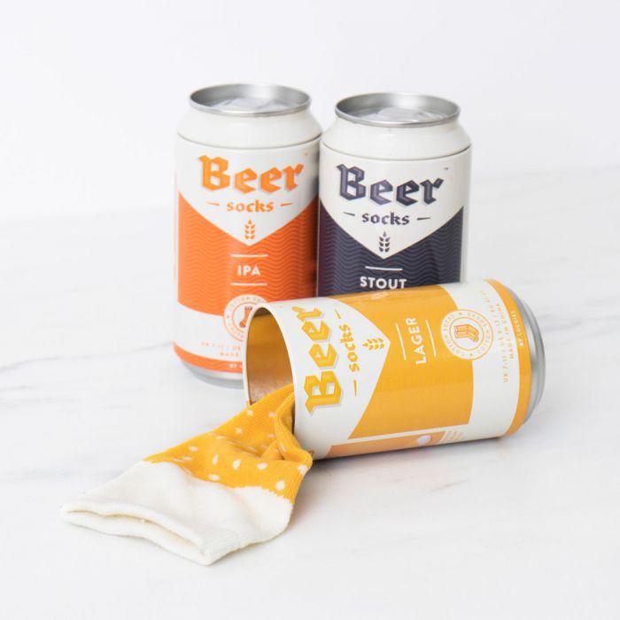 Bier sokken