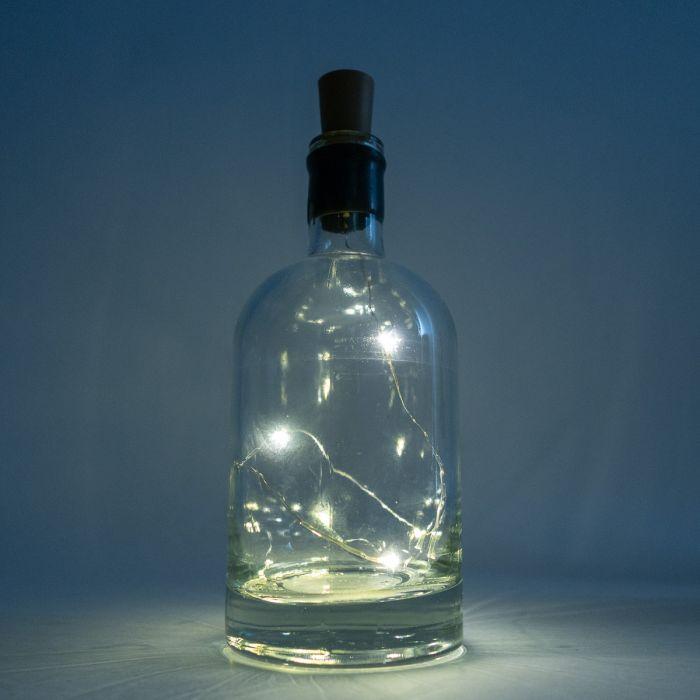 Lichtketting in de Fles