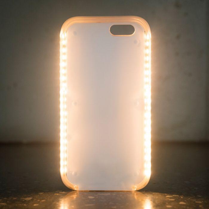 Light Case Powerbank voor iPhone 6, 6S en 7