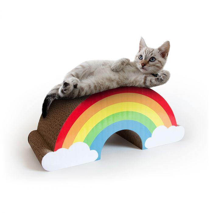 Krabpaal Regenboog voor Katten