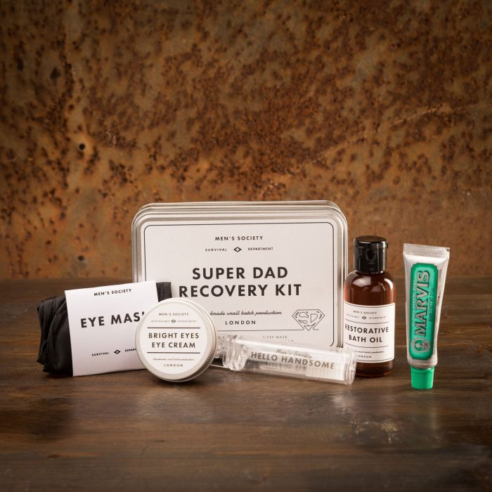 Super Daddy recovery set