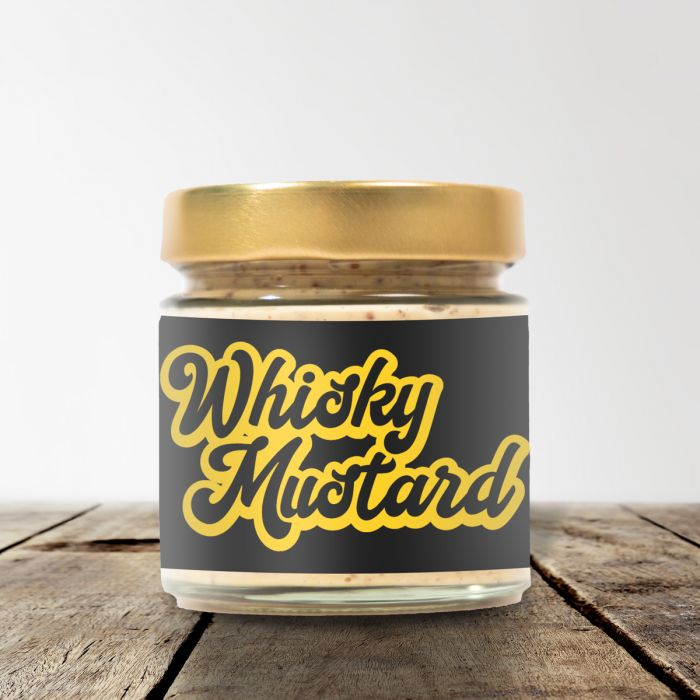 Whisky mosterd
