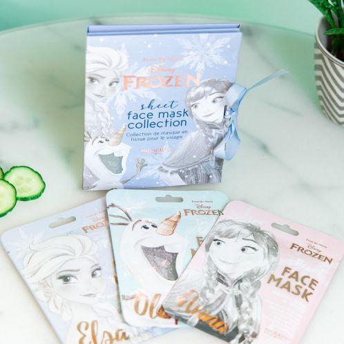 Frozen gezichtsmaskers in set van 3