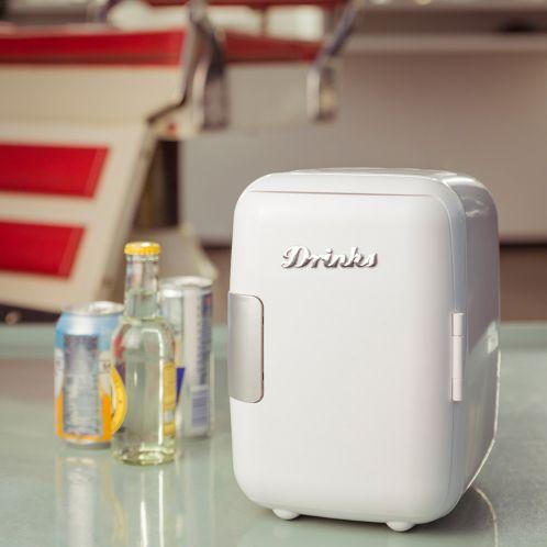 Mini retro koelkast