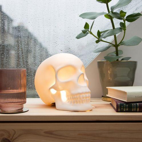 Schedel LED Lamp