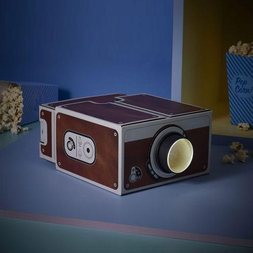 Retro smartphone projector 2.0