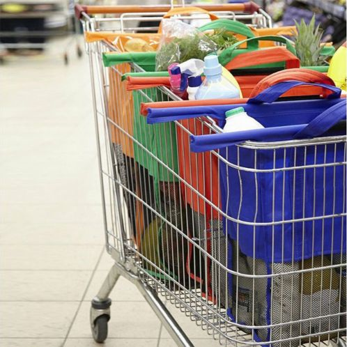 Multi-tas voor je winkelwagentje