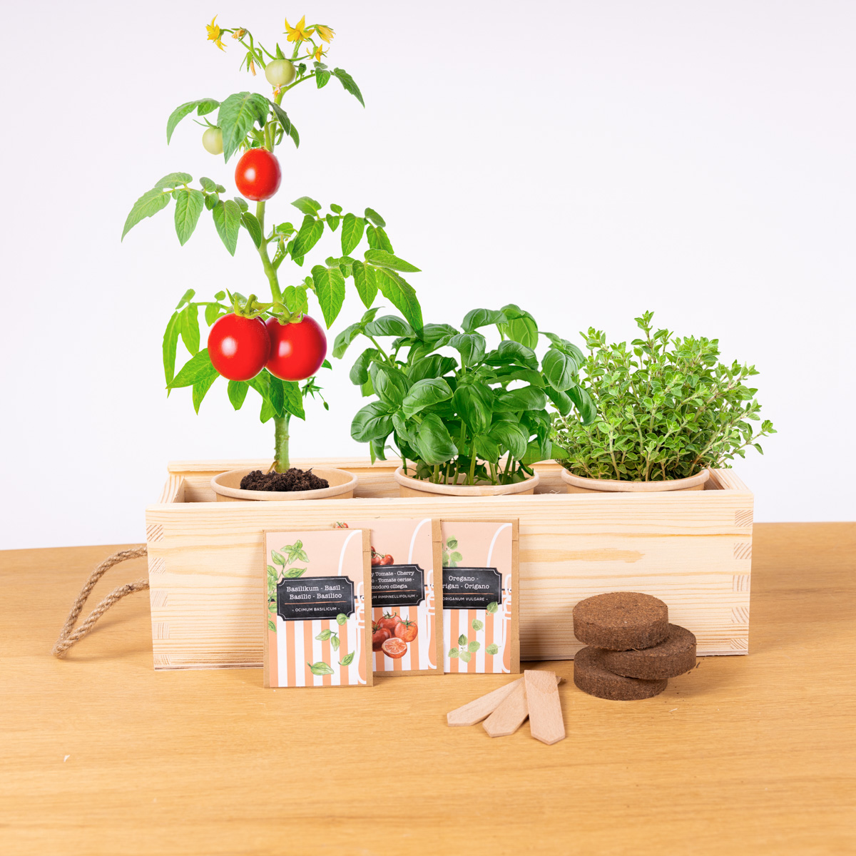 Mini Organische Moestuinen - Eco Garden