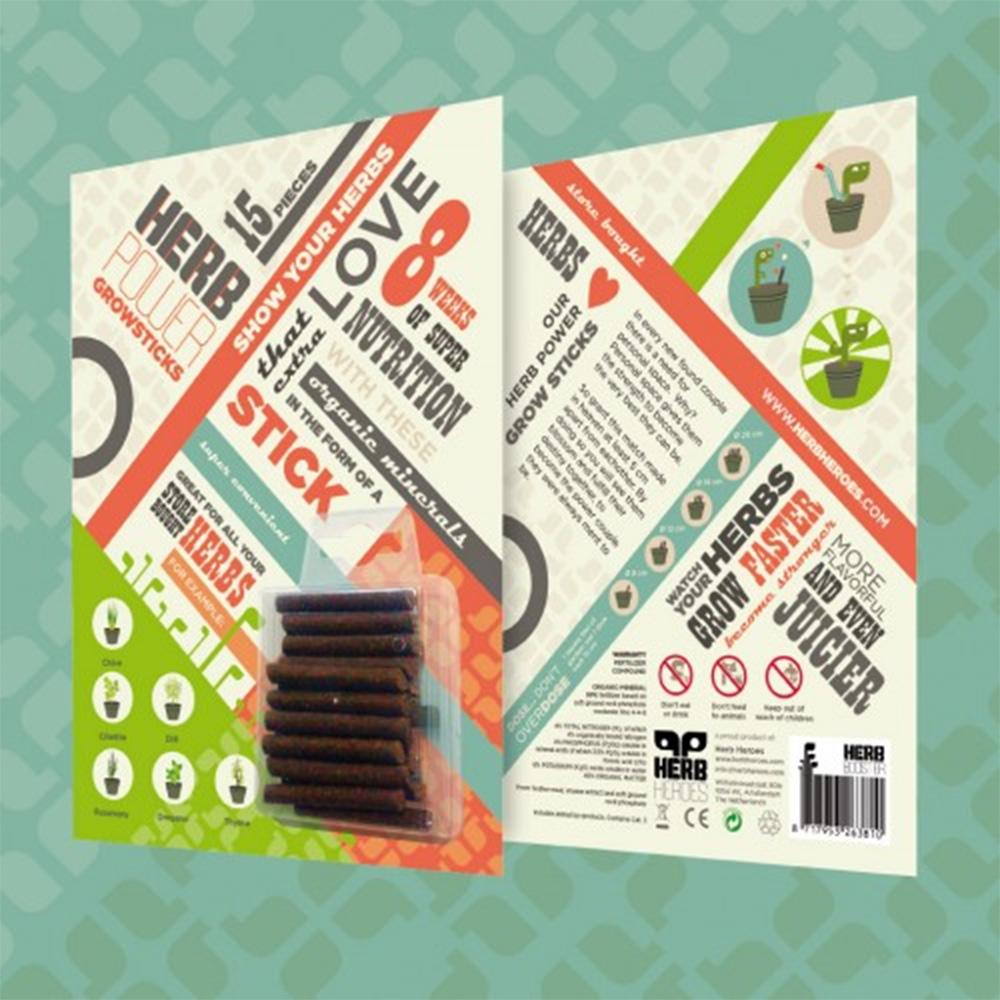 Herb Power Stick meststof