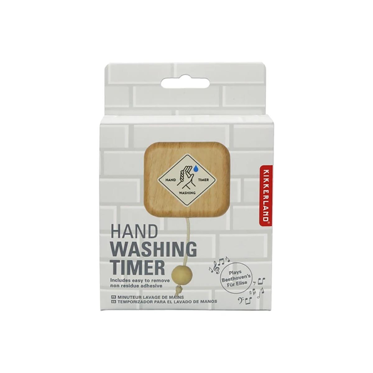 Timer voor Handen Wassen