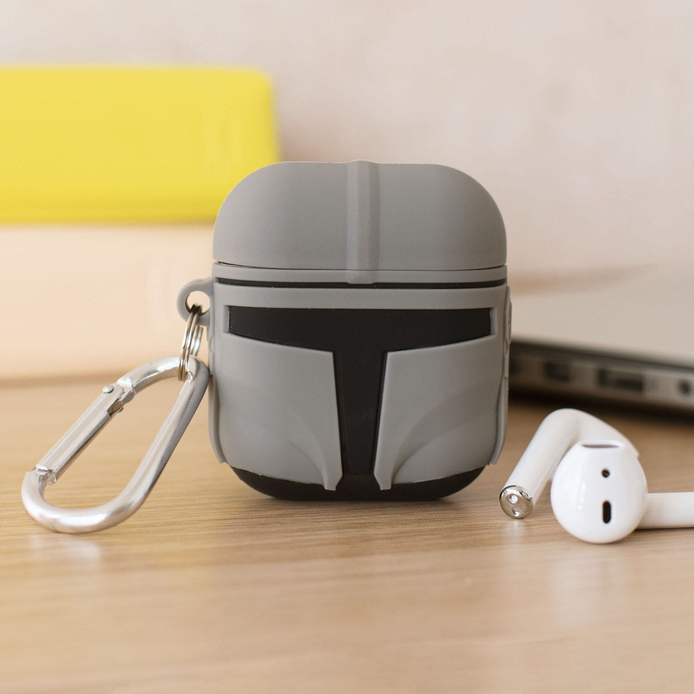 Mandalorian en Baby Yoda Airpod Cases
