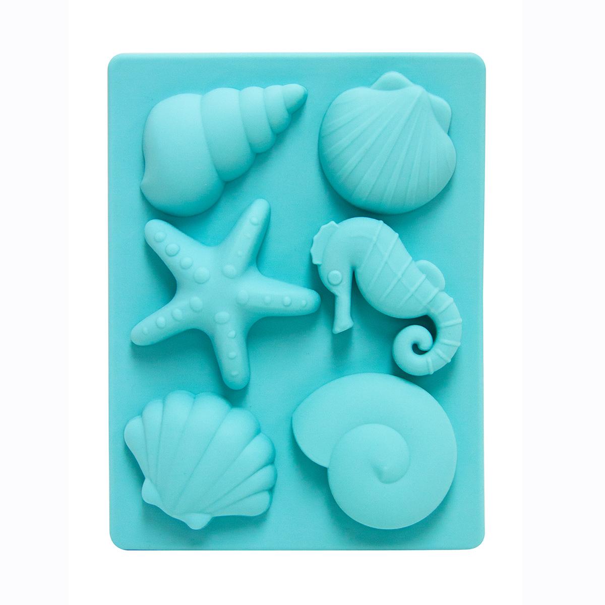 IJsblokjesvorm Zeedieren