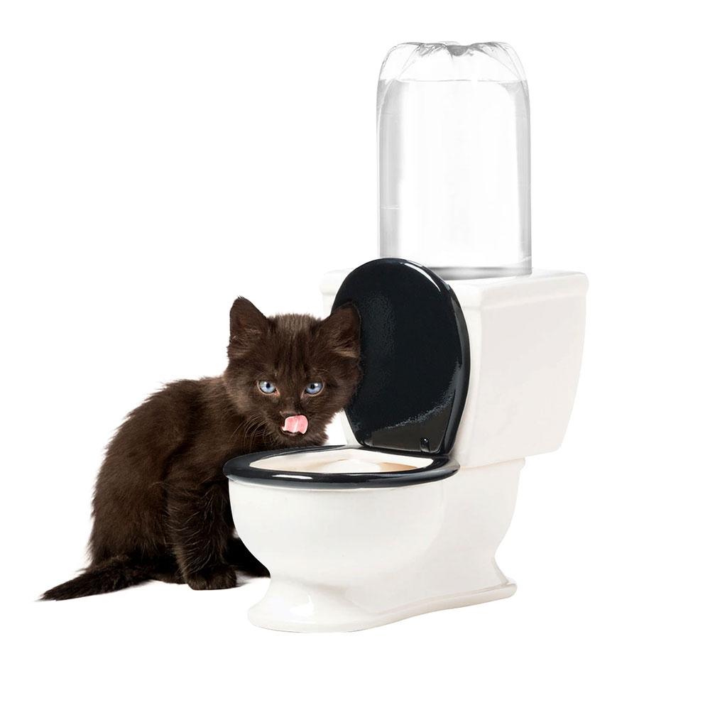 Dranktoilet voor huisdieren