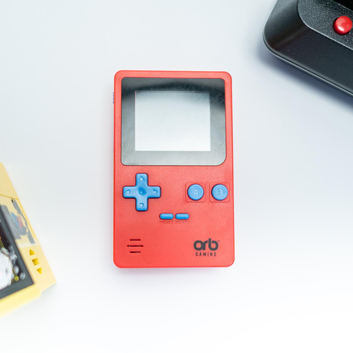 Retro Mini Spelletje