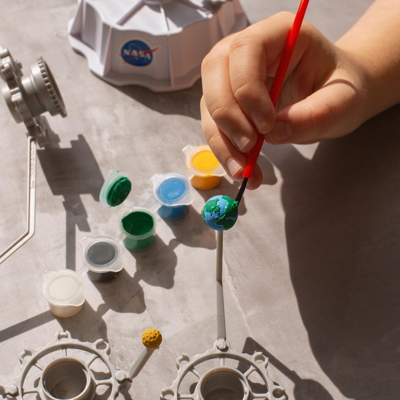 NASA Zonnestelsel Model DIY