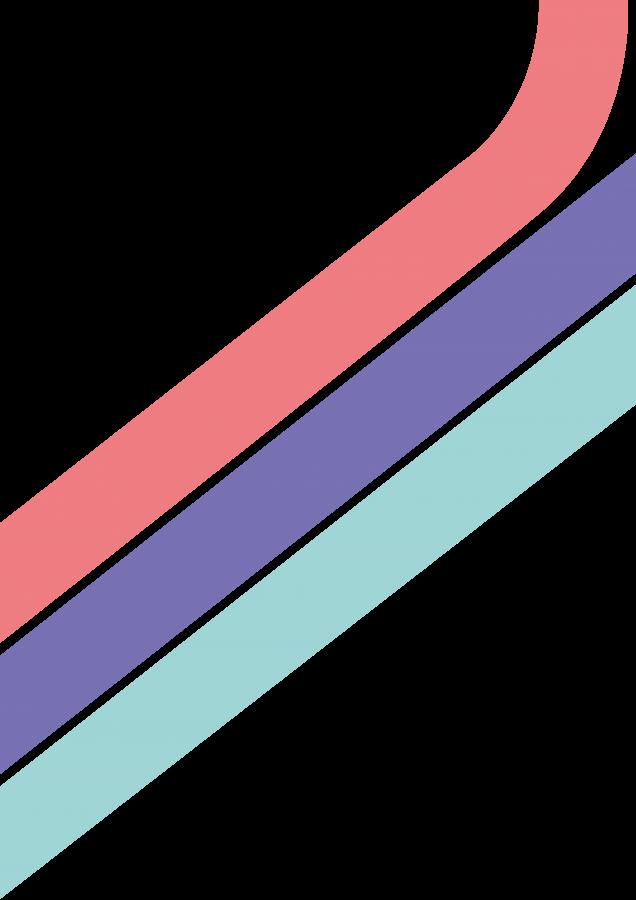 Poster Geburtstag (POBIXT) - transparent - Violett