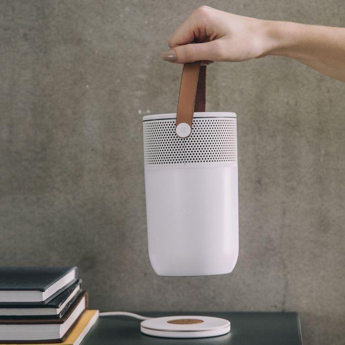 aGlow luidspreker-licht met Bluetooth