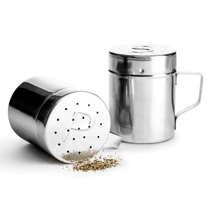 BBQ zout en peper shaker set