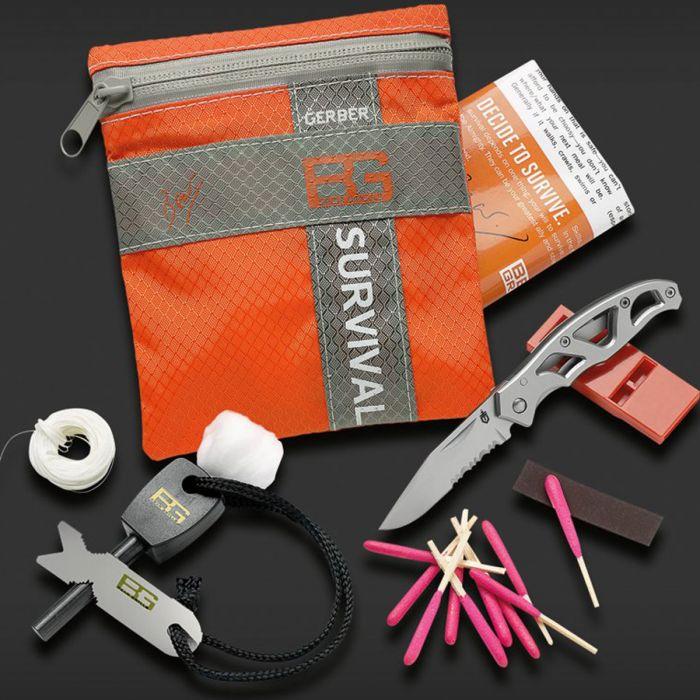 Bear Grylls Survival Kit - overlevingsuitrusting