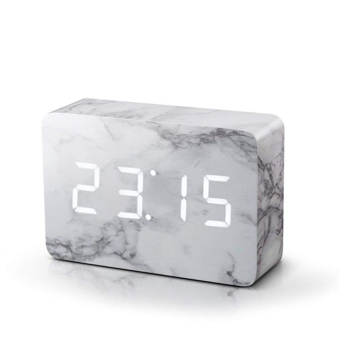 Brick Click Clock Wekker