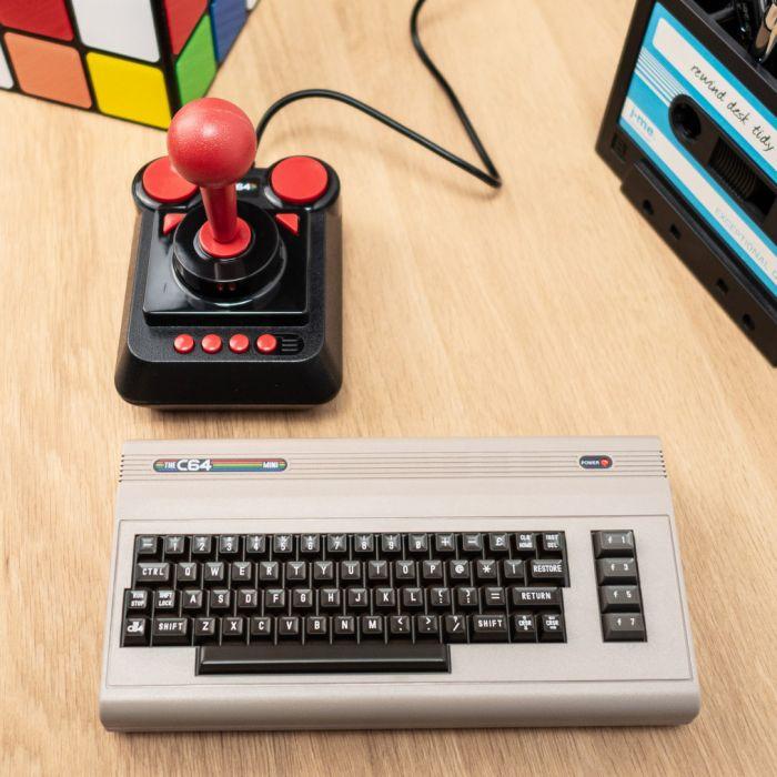 C64 Mini Spel Console