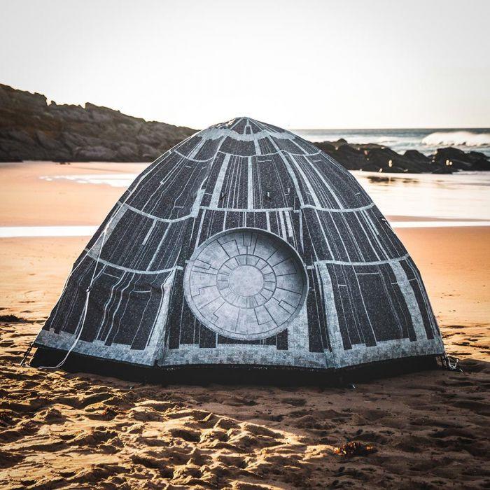 Star Wars Death Star Tent