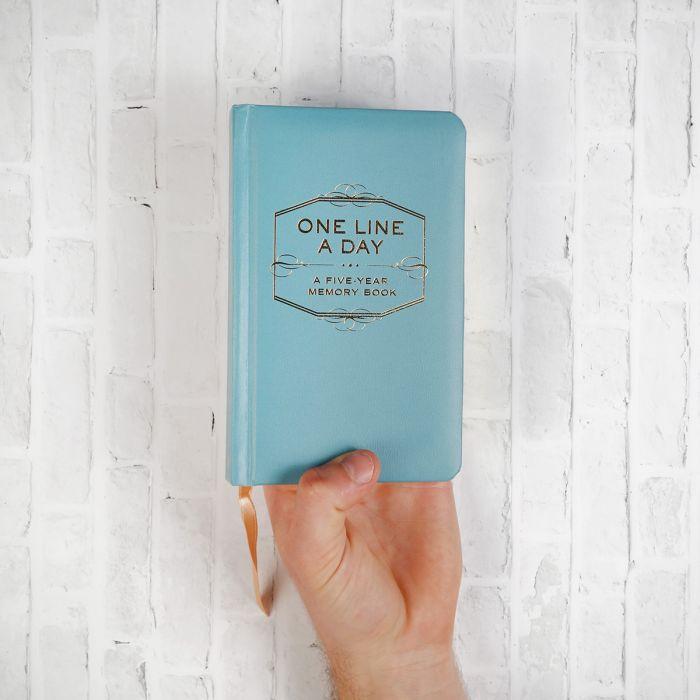 One Line A Day – dagboek voor 5 jaar