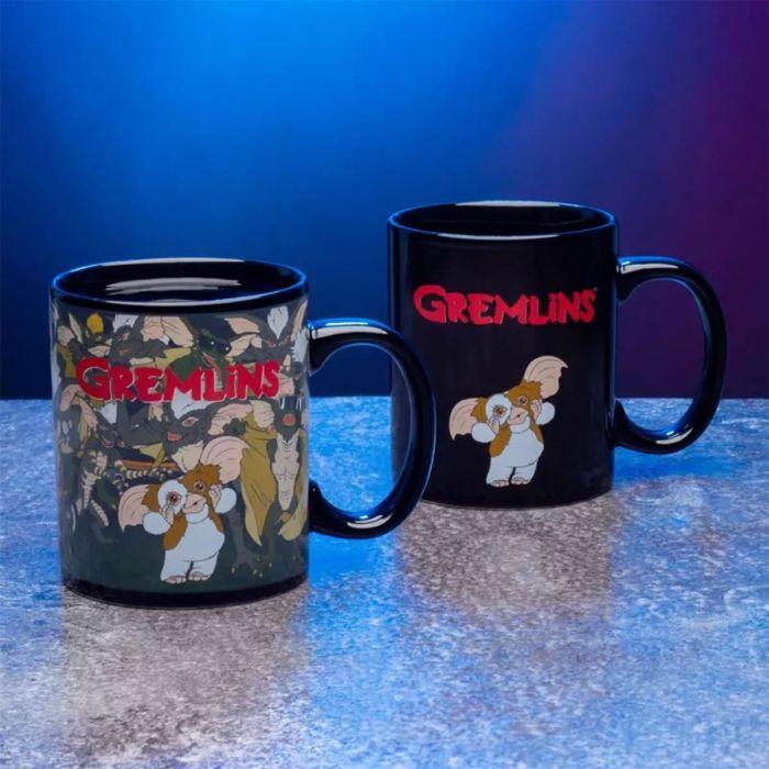 Hittegevoelige Gremlins-mok