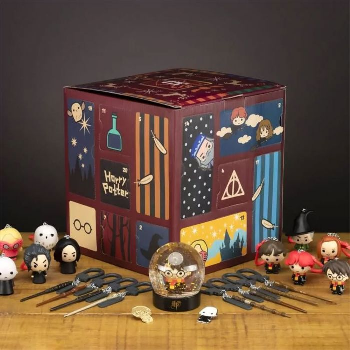 Harry Potter deluxe adventskalender