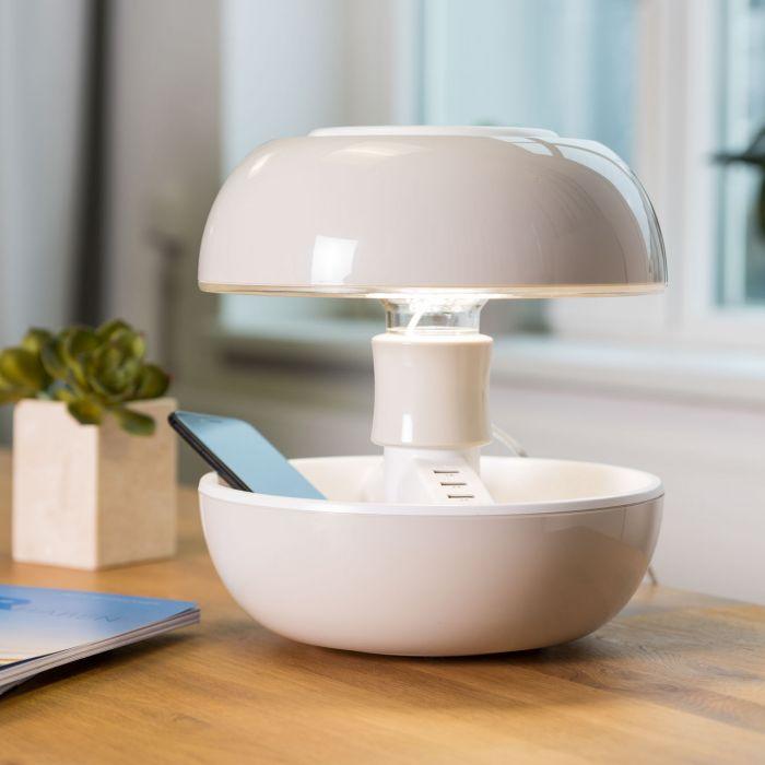 JOYO tafellamp met Bluetooth en USB