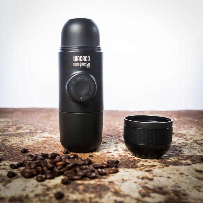 Minipresso - meest compacte espressomachine ter wereld