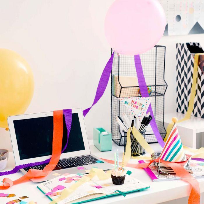 Verjaardagsbox voor op het kantoor