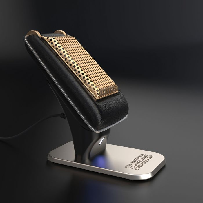 Star Trek Communicator met Bluetooth