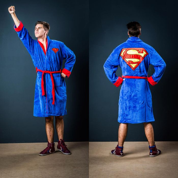 Superman Badjas