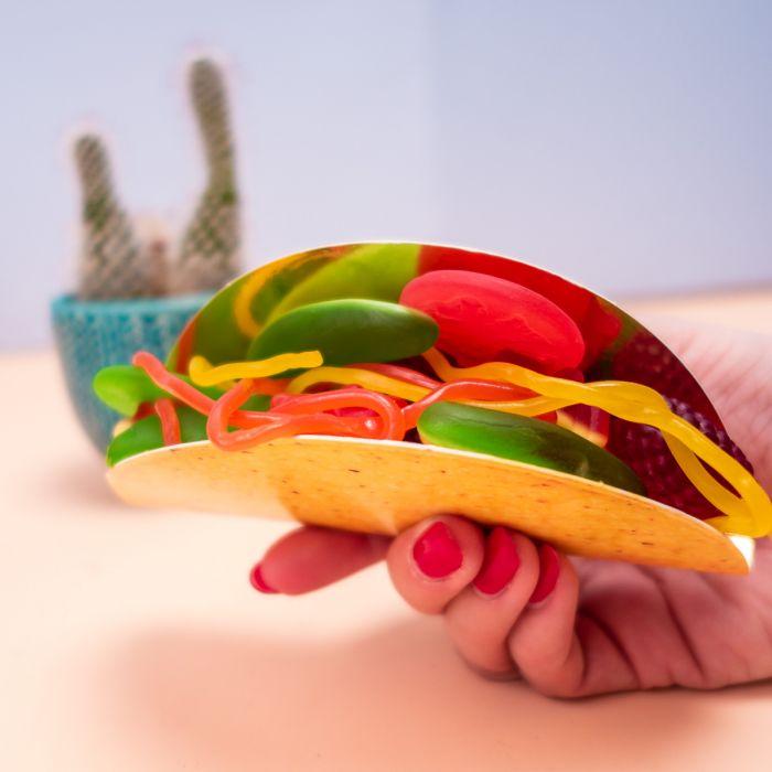 Taco snoepje