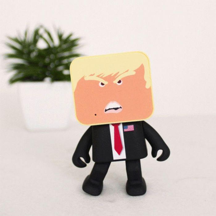 Dansende Trump Bluetooth Speaker