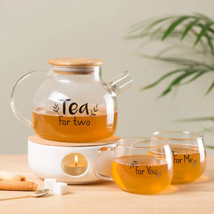 Tea For Two thee set