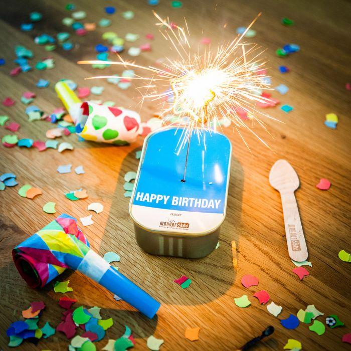 Wondercakes - Happy Birthday