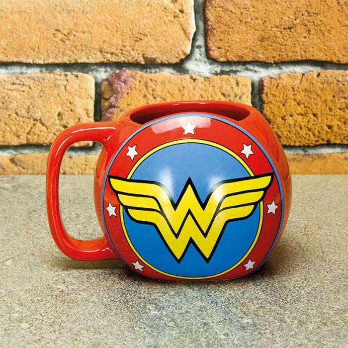 Wonder Woman Schild Mok