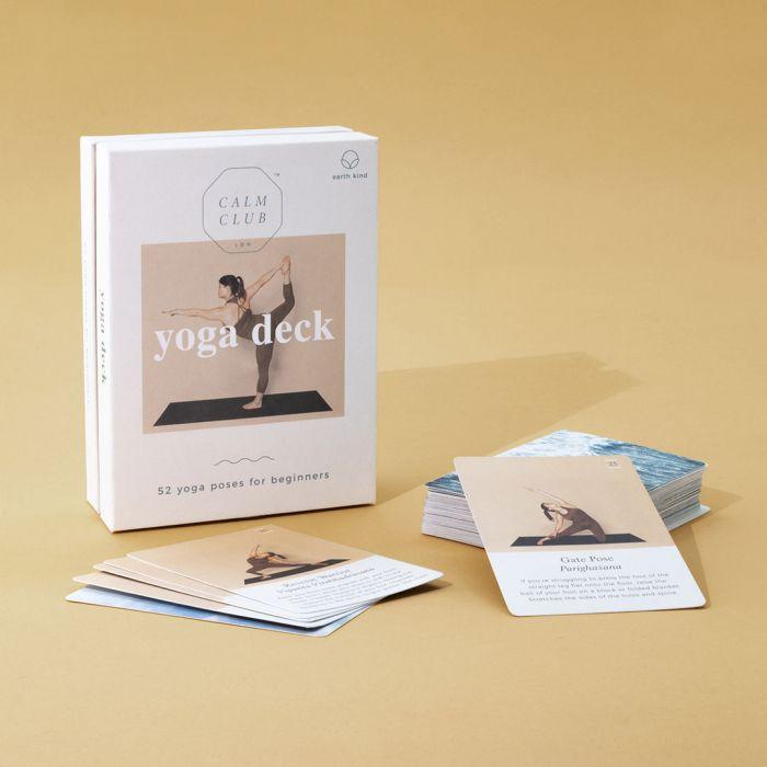 Yoga kaartenset voor 52 weken