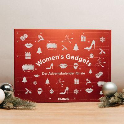 Adventskalender met gadgets voor dames