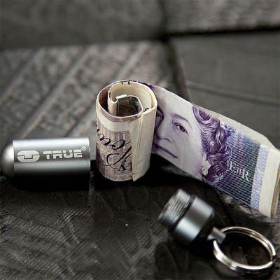 Cash Stash – Sleutelhanger met Geldverstopplaats