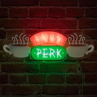 Friends Central Perk neon lamp