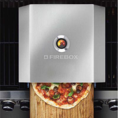 Pizza oven voor BBQ