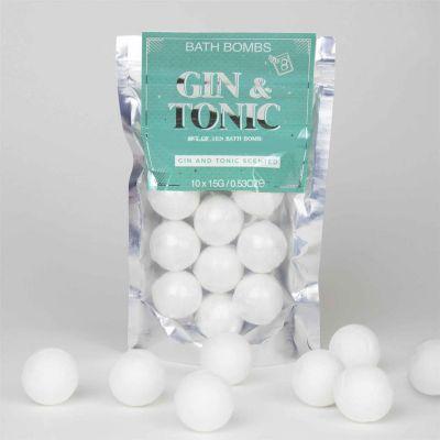 Gin Tonic badschuimpjes